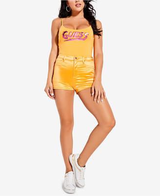 GUESS Jamaica High-Rise Shorts