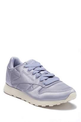 Reebok Classic Leather Satin Sneakers