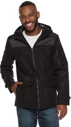 Rock & Republic Men's Mixed Media Wool Jacket