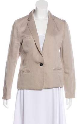 Etoile Isabel Marant Lightweight Linen-Blend Blazer