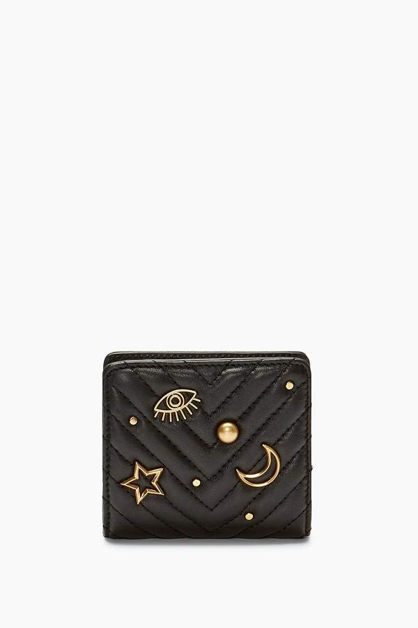 Rebecca Minkoff | Half Snap Wallet - NATURAL - STYLE