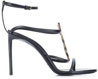 Saint Laurent Cassandra sandals