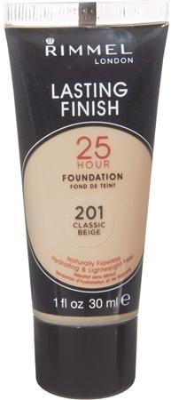 Rimmel Lasting Finish 25 Hour Foundation