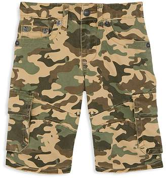 True Religion Boys' Camo Cargo Shorts - Little Kid, Big Kid