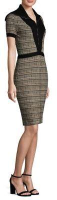 Missoni Wool Zip Front Dress