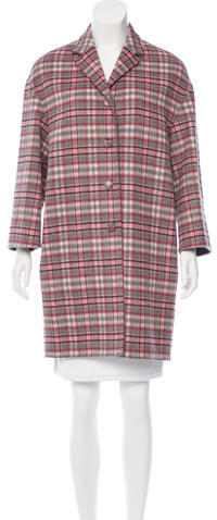 prada Prada Spring 2015 Wool Coat w/ Tags