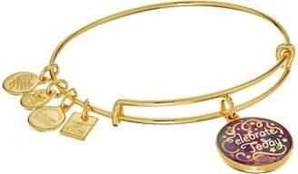 Alex and Ani Charity By Design Celebrate Today - American Cancer Society Bracelet Bracelet
