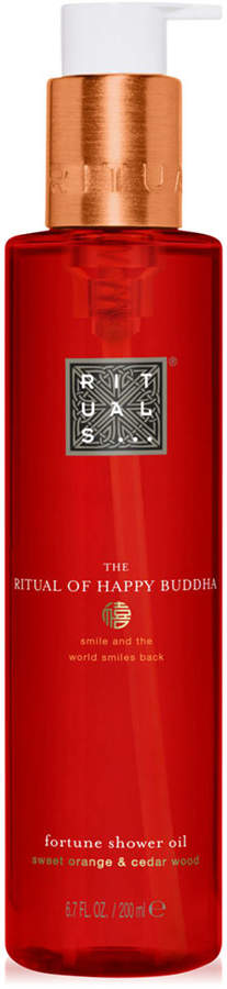 Rituals The Ritual Of Happy Buddha Fortune Shower Oil, 6.7-oz.