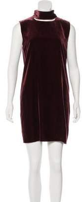 Theory Slit Collar Dress w/ Tags
