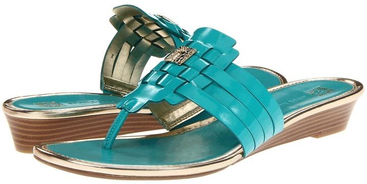 Anne Klein Irisa (Turquoise) - Footwear
