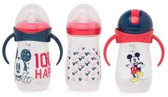 Confetti Mickey Mouse Bottle Set - 3-Piece Set