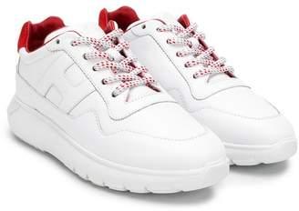 Hogan (ホーガン) - Hogan Kids H lace-up sneakers