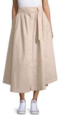 Free People Dream of Me A-Line Skirt
