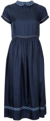 DAY Birger et Mikkelsen Jupe By Jackie gathered waist dress