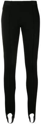 Blugirl skinny-fit stirrup leggings
