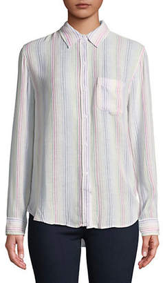 Rails Charli Isla Stripe Shirt