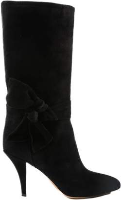 Valentino Side Bow Boots