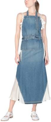 Sacai Overall skirts