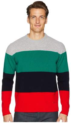 DSQUARED2 Striped Sweater Men's Sweater