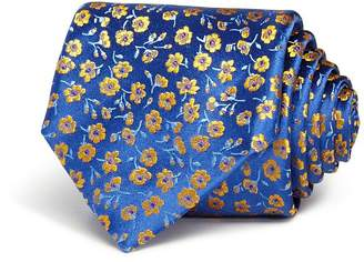 Canali Floral Classic Tie