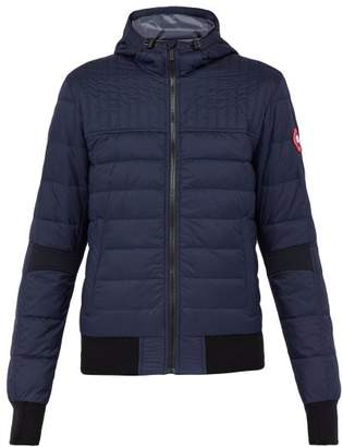 Canada Goose Cabri Quilted Down Jacket - Mens - Navy