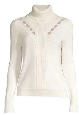 Elie Tahari Carmele Turtleneck Sweater