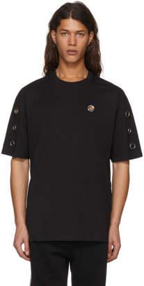 Versus Black Eyelet T-Shirt