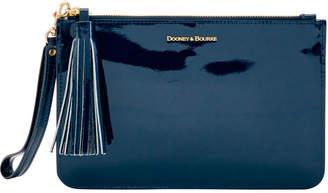 Dooney & Bourke Patent Leather Carrington Wristlet