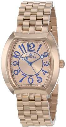 Invicta Women's 15042 Angel Analog Display Japanese Quartz Rose Gold Watch