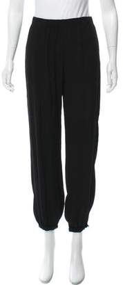 Raquel Allegra High-Rise Cropped Pants w/ Tags