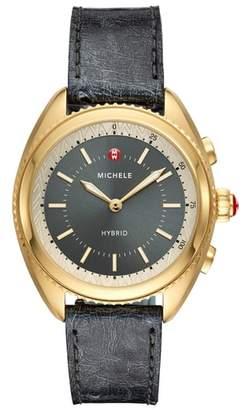Michele Hybrid Tracker Watch, 38mm
