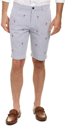 Brooks Brothers Seersucker Bermuda Short