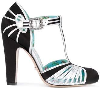 Gucci T-strap pumps