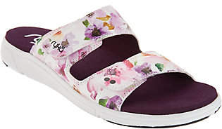 Ryka Adjustable Slide Sandals - Marilyn