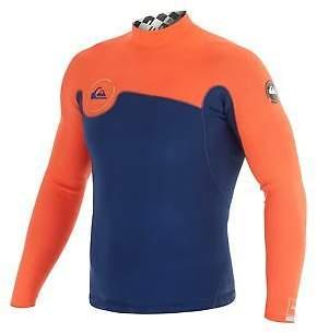 Quiksilver NEW QUIKSILVERTM Mens AG47 Performance 2MM Wetsuit Jacket 2015 Surf