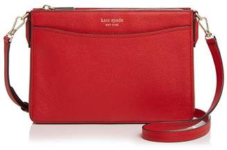 Kate Spade Medium Leather Clutch Crossbody