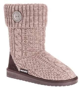 Muk Luks Women's Janet Sweater Boot