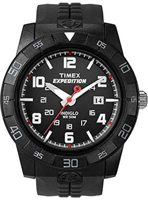 Timex Men's T49831 Expedition Rugged Analog Resin Strap Watch