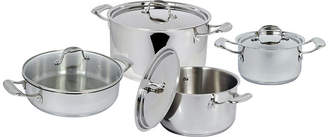 Asstd National Brand Better Chef 8-pc. Stainless Steel Cookware Set