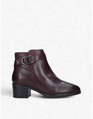 Carvela Comfort Ruby leather ankle boots