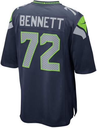 Nike Men's Michael Bennett Seattle Seahawks Game Jersey