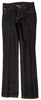 Louis Vuitton Mid-Rise Jeans