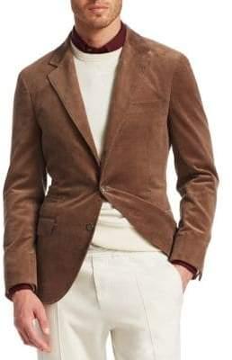 Brunello Cucinelli Classic Corduroy Sportcoat