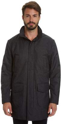 Haggar Men's Anorak Hooded Jacket