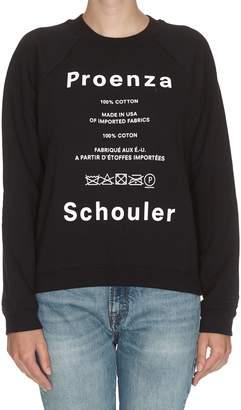 Proenza Schouler Shrunken Sweatshirt