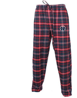 Concepts Sport Men's Washington Wizards Homestretch Flannel Sleep Pants
