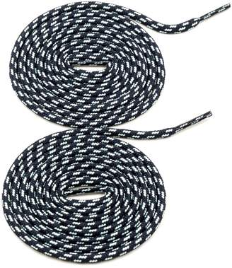 COOL LACE Round Athletic Shoelaces 1 Pair Pack,Shoe Laces for Sneakers