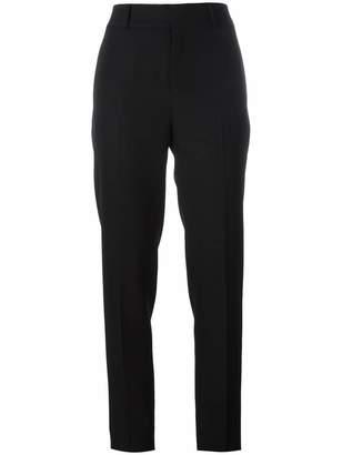 Saint Laurent cigarette tailored trousers