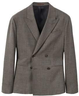 Mango man MANGO MAN Slim-fit wool suit blazer