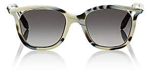Victoria Beckham WOMEN'S CUT AWAY SQUARE SUNGLASSES - CREAM